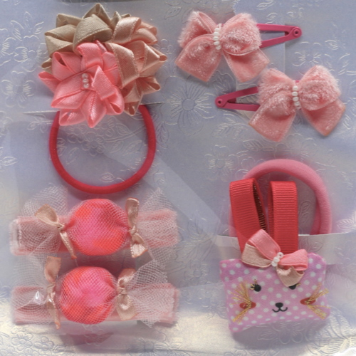 05 Kit Accessories Elizabete Munzlinger for Little Girls