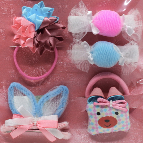 17 Kit Accessories Elizabete Munzlinger for Little Girls