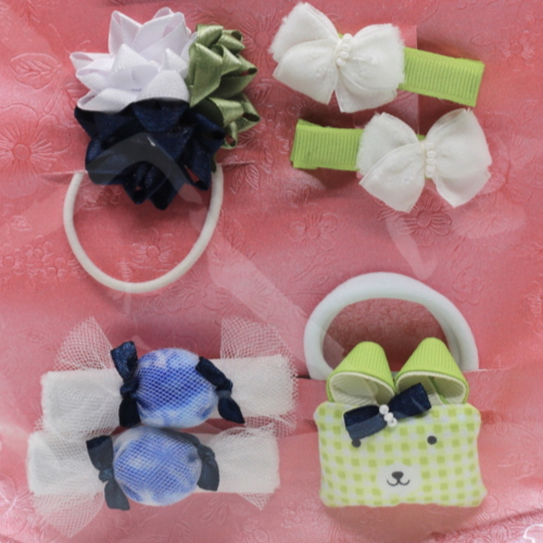 18 Kit Accessories Elizabete Munzlinger for Little Girls