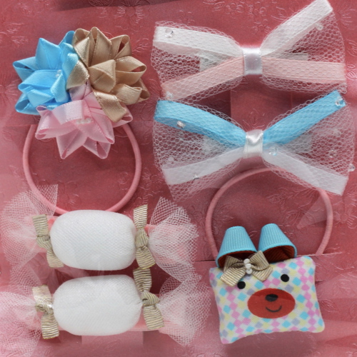 21 Kit Accessories Elizabete Munzlinger for Little Girls