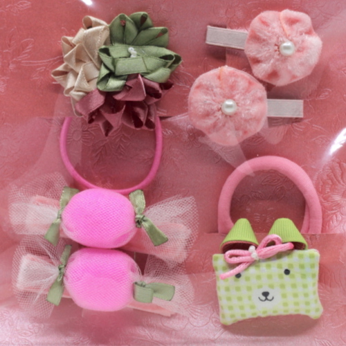 22 Kit Accessories Elizabete Munzlinger for Little Girls