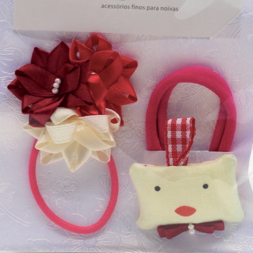 48 Kit Accessories Elizabete Munzlinger for Little Girls